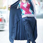 Костюмы ручной работы. Ярмарка Мастеров - ручная работа Модный, элегантный костюм / брюки и жилет/ - SE0644CW. Handmade.