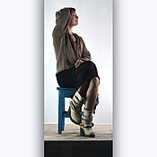 Обувь ручной работы. Ярмарка Мастеров - ручная работа Сапоги зимние. Handmade.