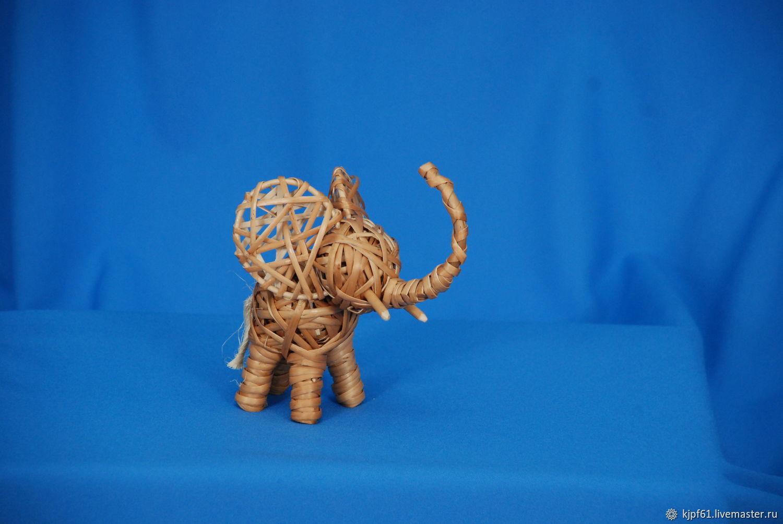"""Интерьерная игрушка """"Слон"""", Статуэтки, Дзержинск, Фото №1"""