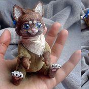 Куклы и игрушки ручной работы. Ярмарка Мастеров - ручная работа Игрушечный зверь. Handmade.