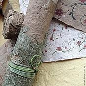 """Подарки к праздникам handmade. Livemaster - original item Футляр для писем """"Постскриптум позже..."""". Handmade."""