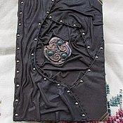 Фен-шуй и эзотерика ручной работы. Ярмарка Мастеров - ручная работа Книга теней с яшмой. Handmade.