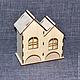 ЧД-06-002. Двойной чайный домик с окошками