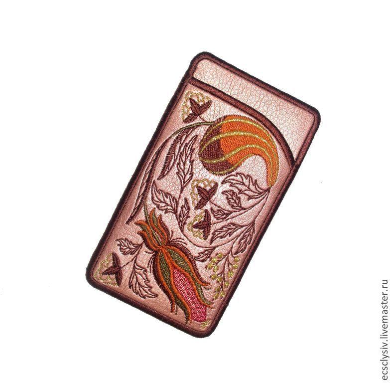 """Для телефонов ручной работы. Ярмарка Мастеров - ручная работа. Купить Чехол для телефона """" Небылицы  """". Handmade. Цветы"""