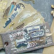Сувениры и подарки ручной работы. Ярмарка Мастеров - ручная работа Чековая книжка желаний. Handmade.
