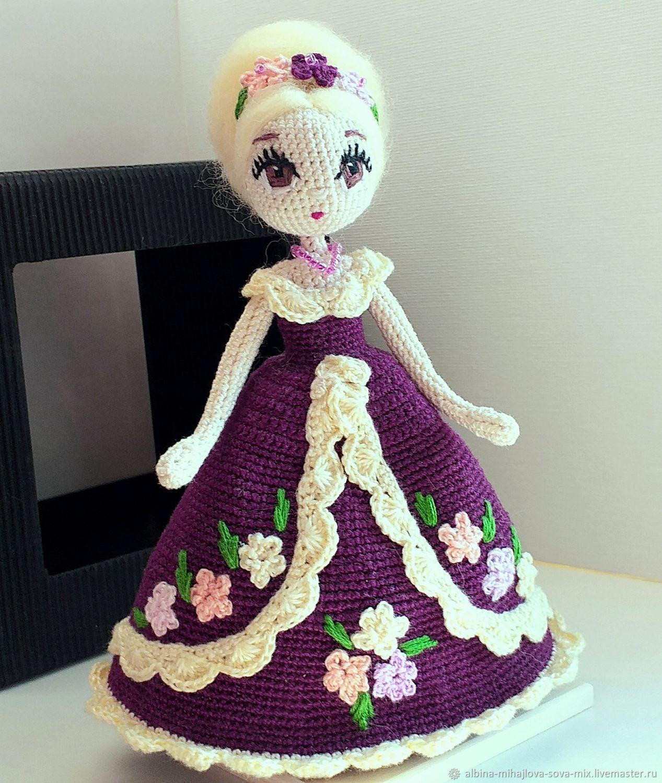Куколка Мари, Портретная кукла, Миасс,  Фото №1