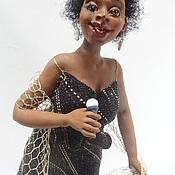 Куклы и игрушки ручной работы. Ярмарка Мастеров - ручная работа Шоколадный блюз. Handmade.