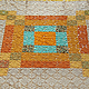 Текстиль, ковры ручной работы. Заказать Ажурное вязаное покрывало. Вязание  Лоскутное шитье Пэчворк (Svetlana-Svet). Ярмарка Мастеров.