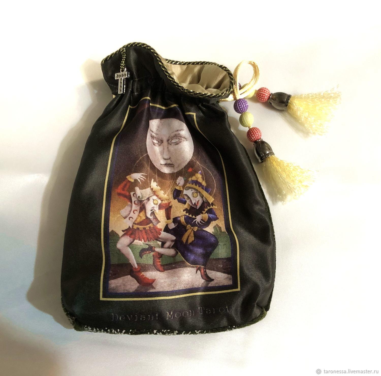 Tarot bag 'Deviant moon', Baggie, Noginsk,  Фото №1