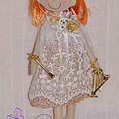 Куклы и игрушки ручной работы. Ярмарка Мастеров - ручная работа Ангела вызывали?!. Handmade.