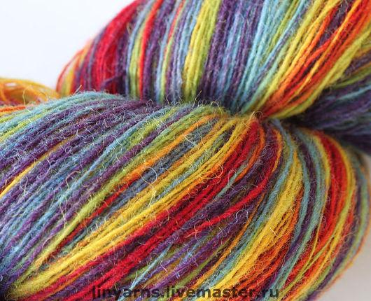 Вязание ручной работы. Ярмарка Мастеров - ручная работа. Купить KAUNI Artistic Yarn  8/1 для ажурного вязания. Handmade.