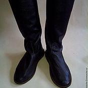 Обувь ручной работы. Ярмарка Мастеров - ручная работа САПОГИ. Модель 2 (женские). Handmade.