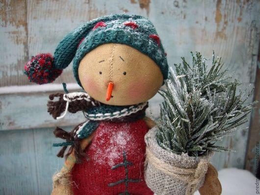 Новый год 2017 ручной работы. Ярмарка Мастеров - ручная работа. Купить Sondag (Воскресенье)- Новогодняя неделька. Handmade. Новый Год