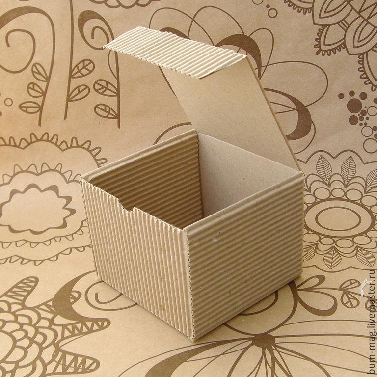 коробка из эфалина на заказ