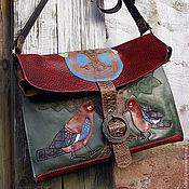 Сумки и аксессуары handmade. Livemaster - original item Bag - transformer