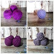 Материалы для творчества handmade. Livemaster - original item Yarn production Cherkessk (closeout). Handmade.