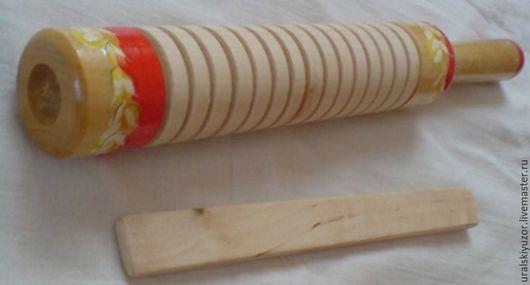 Ударные инструменты ручной работы. Ярмарка Мастеров - ручная работа. Купить Рубель круглый. Handmade. Ярко-красный, музыкальный инструмент