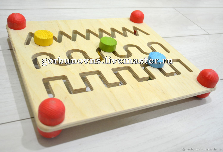 Table Maze Montessori, Play sets, Simferopol,  Фото №1