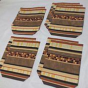 """Для дома и интерьера ручной работы. Ярмарка Мастеров - ручная работа """"Закрома ждут!"""" набор мешочков 9 шт. Handmade."""