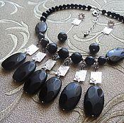 Украшения handmade. Livemaster - original item Necklace, earrings