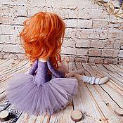 Куклы и игрушки handmade. Livemaster - original item Doll ballerina. Handmade.