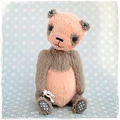 Куклы и игрушки ручной работы. Ярмарка Мастеров - ручная работа Нежный панда тедди. Handmade.