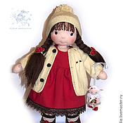 Куклы и игрушки ручной работы. Ярмарка Мастеров - ручная работа Милочка. Handmade.