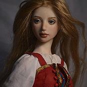 Куклы и игрушки ручной работы. Ярмарка Мастеров - ручная работа Марфа. Handmade.