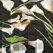 Материалы для творчества ручной работы. Ярмарка Мастеров - ручная работа Курточная ткань DOLCE&GABBANA. Handmade.
