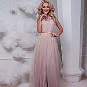 Одежда handmade. Livemaster - original item Elegant gown dress. Handmade.
