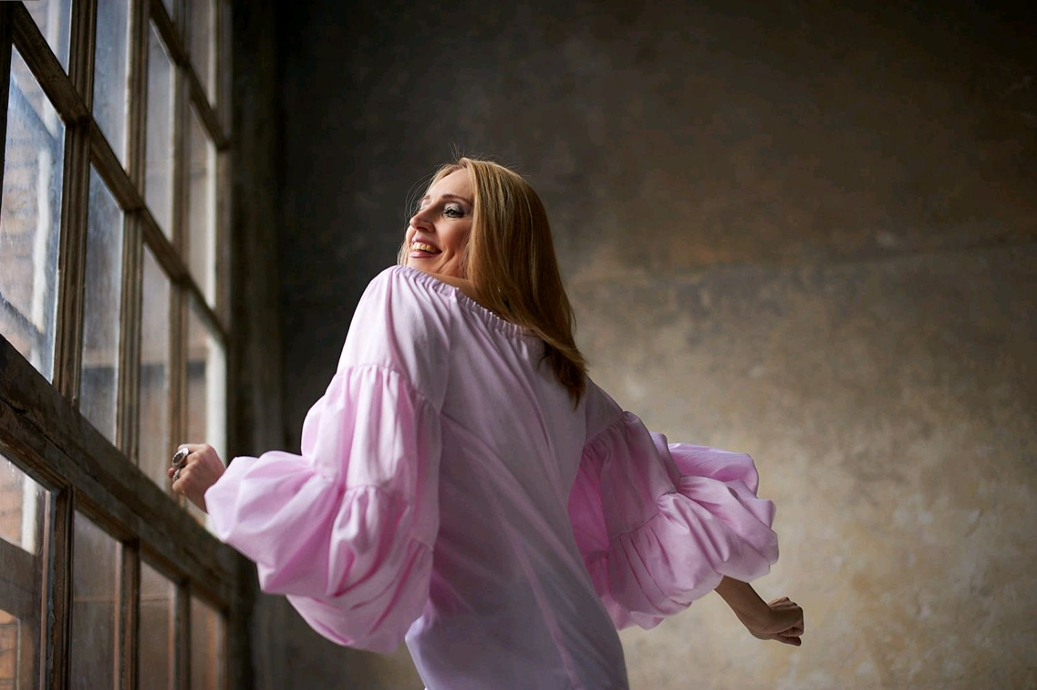 Blouse 'Romantic', Blouses, Moscow,  Фото №1
