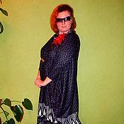 """Одежда ручной работы. Ярмарка Мастеров - ручная работа Платье """" Загадка"""". Handmade."""