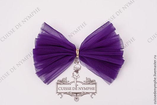 Шитье ручной работы. Ярмарка Мастеров - ручная работа. Купить Еврофатин оригинальный, Фиолетовый (Purple), HYLT-7060. Handmade. Фатин