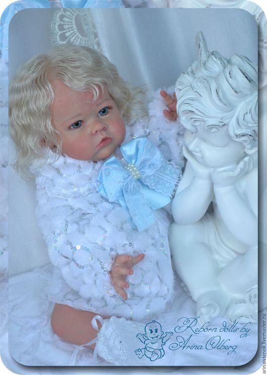 Куклы-младенцы и reborn ручной работы. Ярмарка Мастеров - ручная работа. Купить АНАСТАСИЯ  (молд Sharlamae by Bonnie Brown). Handmade.