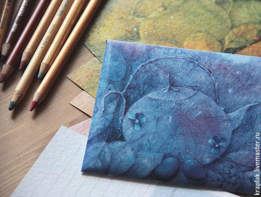 """Открытки на все случаи жизни ручной работы. Ярмарка Мастеров - ручная работа. Купить """"Чайное счастье"""" - набор коллекционных открыток. Handmade."""
