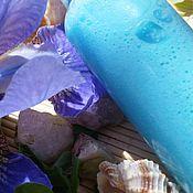 """Косметика ручной работы. Ярмарка Мастеров - ручная работа Мульти-минеральный гель """"AquaZen"""" для умывания прохладный. Handmade."""