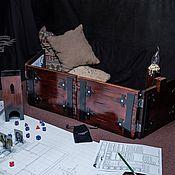 """Квесты, настолки, домино ручной работы. Ярмарка Мастеров - ручная работа Ширма мастера для """"Dungeons and Dragons"""". Handmade."""