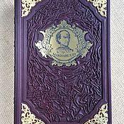 Сувениры и подарки handmade. Livemaster - original item Machiavelli (gift leather book). Handmade.