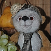 Куклы и игрушки handmade. Livemaster - original item Hedgehog Grisha. Handmade.