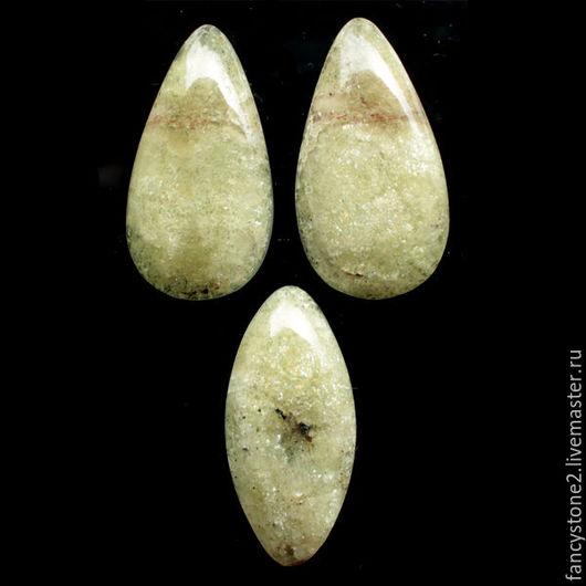 Для украшений ручной работы. Ярмарка Мастеров - ручная работа. Купить Апатит кабошон №1609399 кабошоны из натурального камня. Handmade.