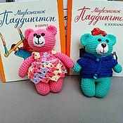 Куклы и игрушки ручной работы. Ярмарка Мастеров - ручная работа Мишка. Мишутка. Мальчик или девочка. Книга в подарок. Handmade.
