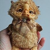 Куклы и игрушки ручной работы. Ярмарка Мастеров - ручная работа Сова Совуня. Handmade.