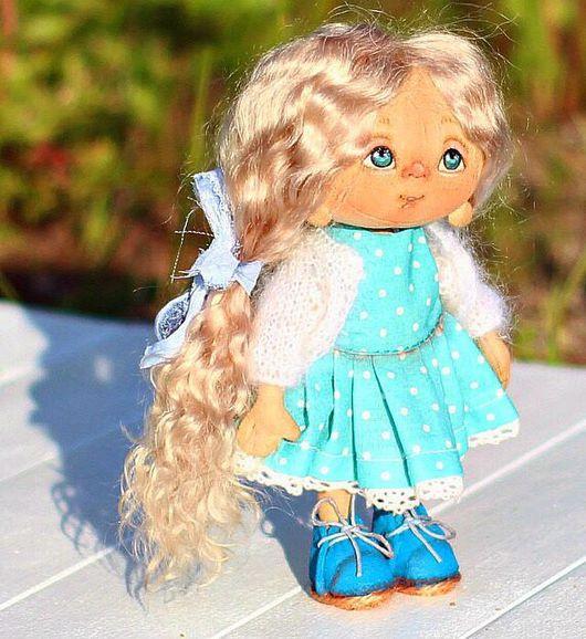 Коллекционные куклы ручной работы. Ярмарка Мастеров - ручная работа. Купить Кукла- малышка!. Handmade. Малышка, кукла интерьерная