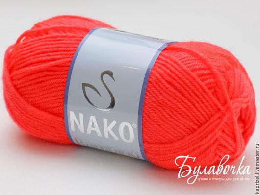 Вязание ручной работы. Ярмарка Мастеров - ручная работа. Купить Пряжа Bambino Nako (шерсть+акрил). Handmade. Пряжа, пряжа в наличии
