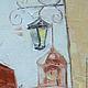 Фантазийные сюжеты ручной работы. Заказать Бульварный роман. Оксана Чурочкина 'Добрые картины'. Ярмарка Мастеров. Романтика, подарок женщине