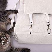 Сумки и аксессуары ручной работы. Ярмарка Мастеров - ручная работа рюкзак без принта. Handmade.