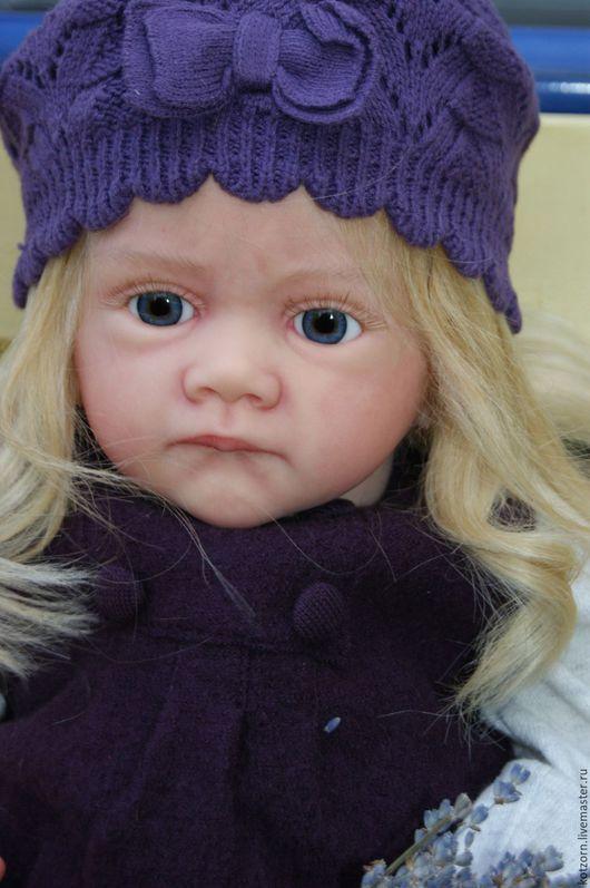 Куклы-младенцы и reborn ручной работы. Ярмарка Мастеров - ручная работа. Купить кукла реборн Фрида. Handmade. Бежевый