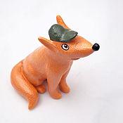 Для дома и интерьера handmade. Livemaster - original item Fox Figurine. Handmade.