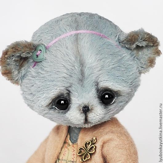 Мишки Тедди ручной работы. Ярмарка Мастеров - ручная работа. Купить Мэйси (ХТ 2014). Handmade. Мишка, мишка-тедди
