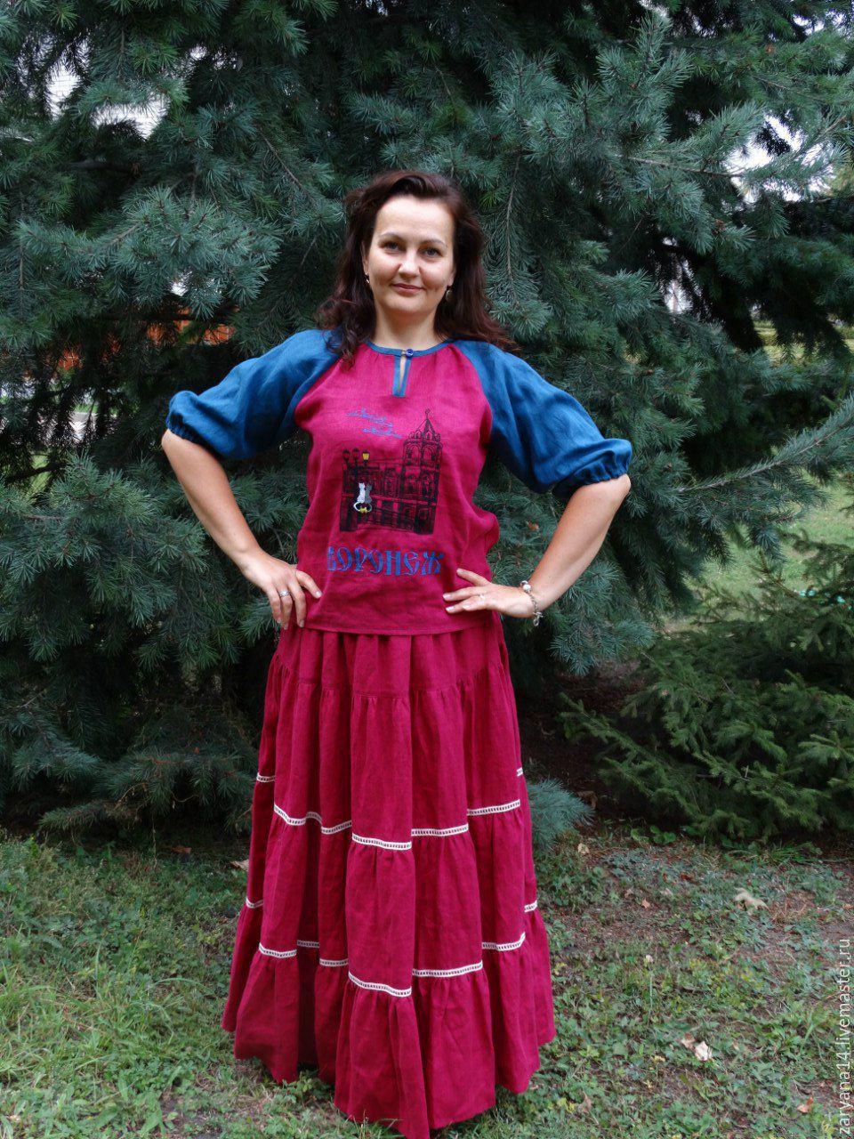 Блузки на работу в Воронеже